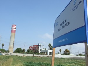 Desalination Plant in Rosarito