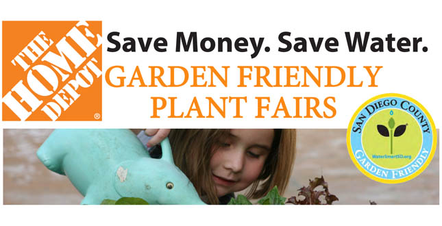 Garden Friendly Plant Fair Coming to Otay's Service Area