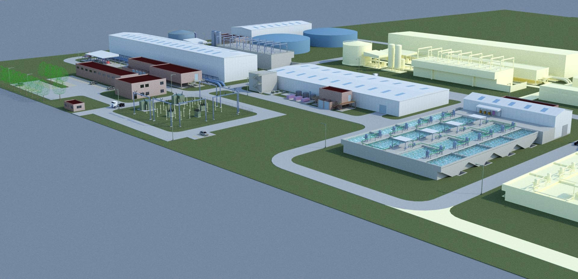 Rosarito desalination model